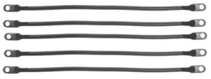 Club Car DS IQ 95-Up 48V 6G Battery Cable Set Image