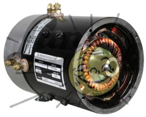 36 volt 6.1 hp@5330 rpm high speed series motor for EZGO Image