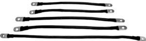 6 AWG Battery Cable Set for EZGO Marathon 86.5-94.5 Image