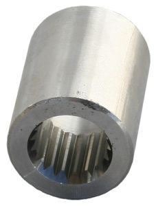 Coupler (.984 ID) for Advanced motors 19 spline Image