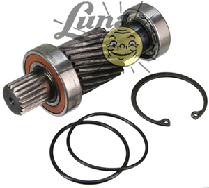 Input shaft for EZGO industrial cars Image