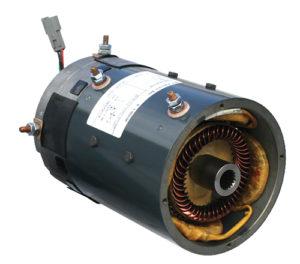 Rebuilt GE motor for Yamaha G22, 4.3hp Image