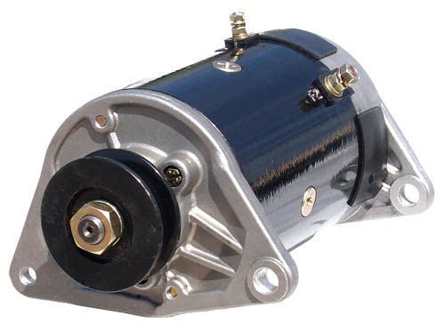 Rebuilt starter/generator for Club Car 1984-1996.5 w/CCW rotation Image