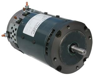 36/48 Volt rebuilt motor for Taylor Dunn Image