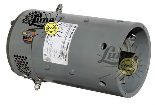 Rebuilt 48 volt motor for Western Image