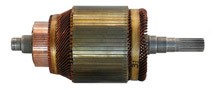 Armature for Hitachi motor MT320-07 Image