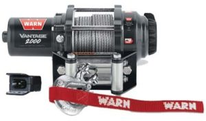 Warn Winch Vantage 2000 Model Image