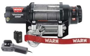 Warn Winch Vantage 4000 Model Image