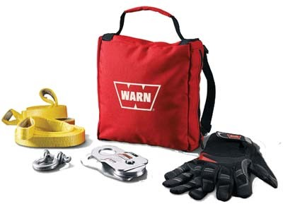 Warn Light Duty Winch Accessory Kit Image