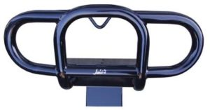 Jakes Winch Mount Bumper for EZGO RXV Models Image